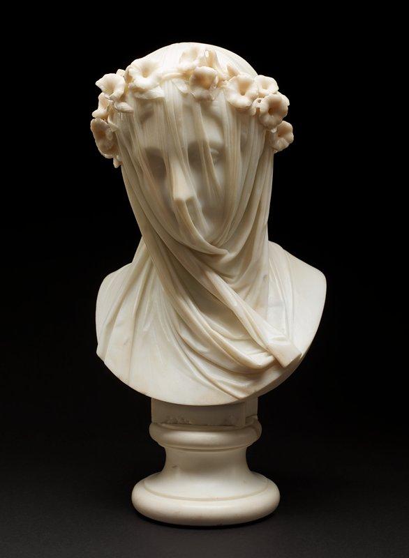 Veiled Lady Raffaelo Monti Mia