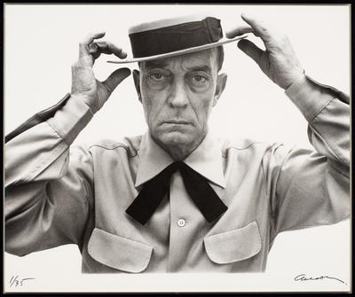 Buster Keaton, Comedian