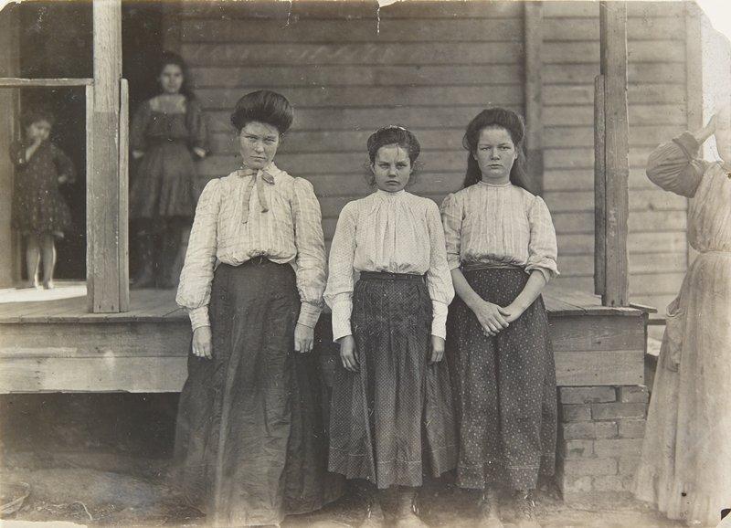 girls, South Carolina