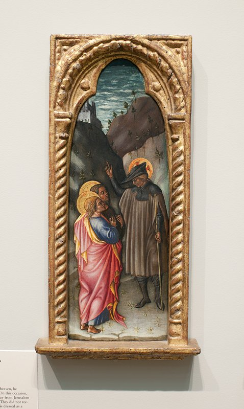 """One of a pair; the other is """"Pentecost"""", 77.27.2"""