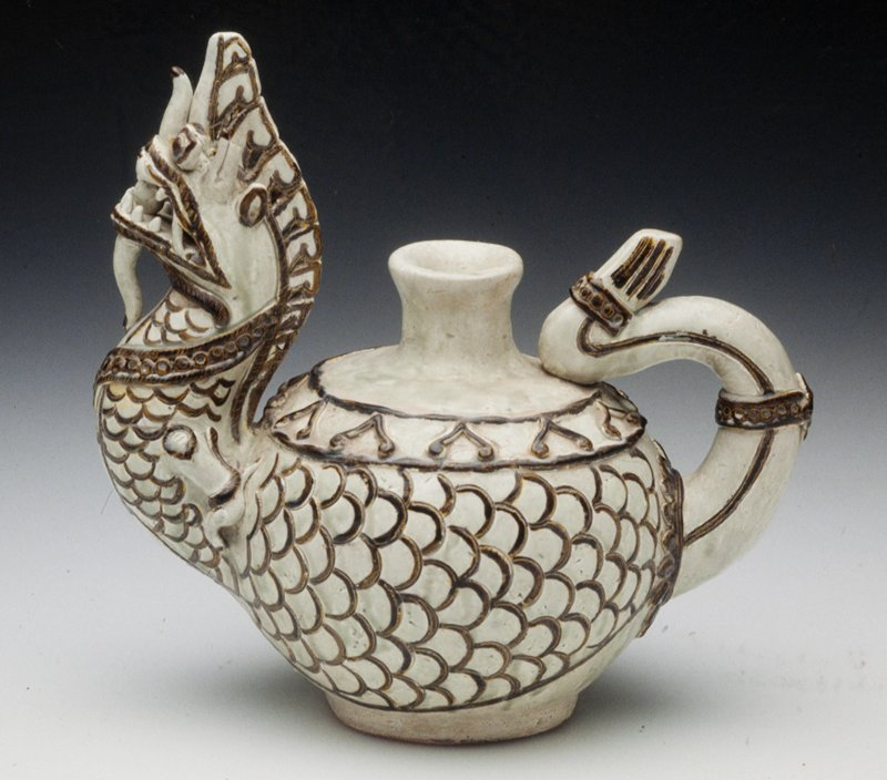 modern reproduction of Sukhotai Ewer