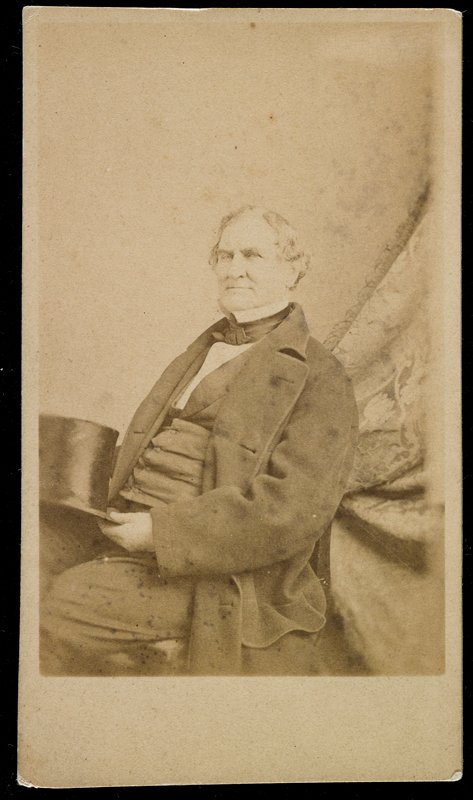 Governor of New Jersey; from wet plate negative