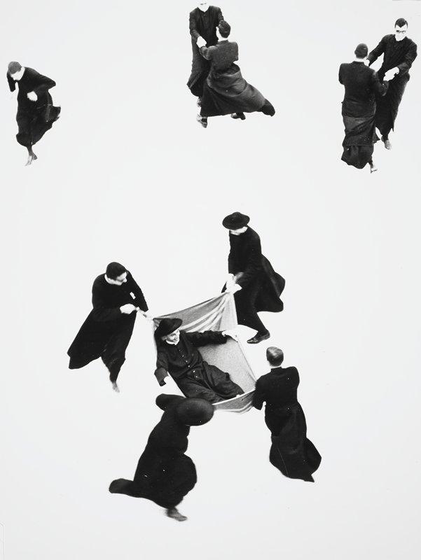priests dancing