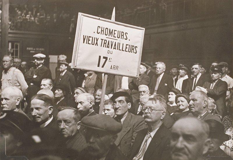 Chomeurs, Vieux Travailleurs