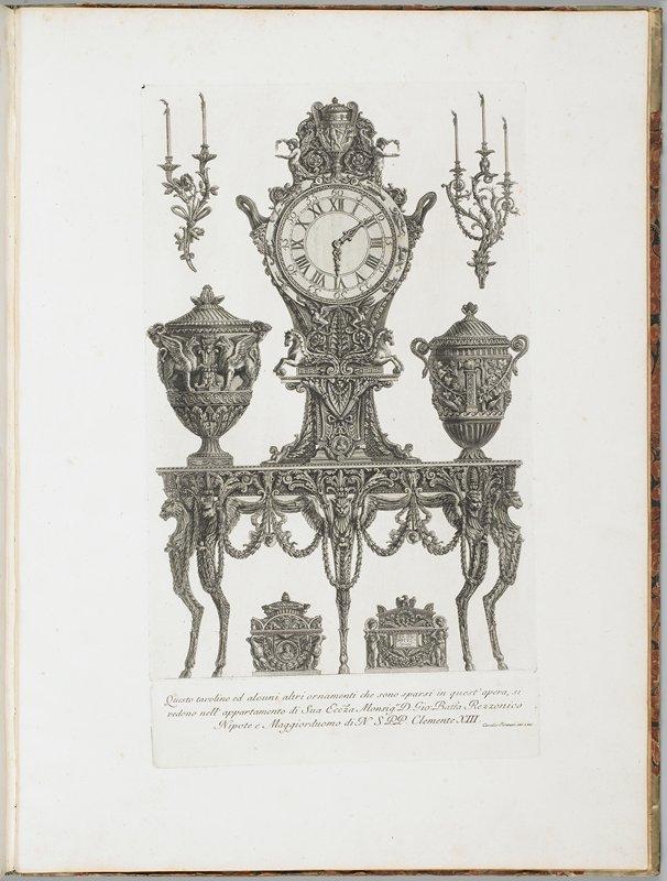 Title doublesheet engraved dedication 1ff 1 t35 pp. tl. 1ff 70 engraved plates- lengraved vignette