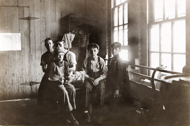 mill workers, Indianapolis